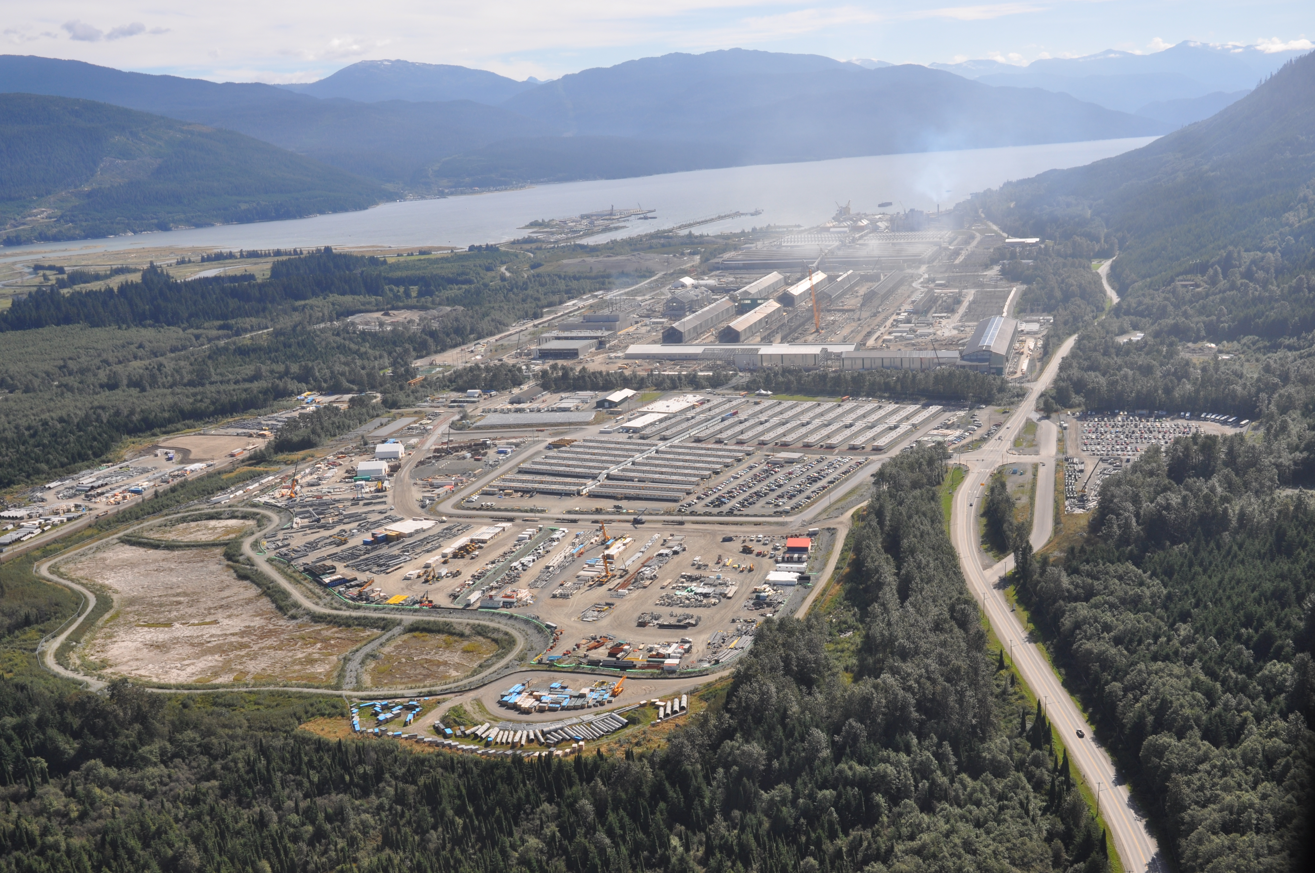 International Port Facilities  Invest In Northwest BC